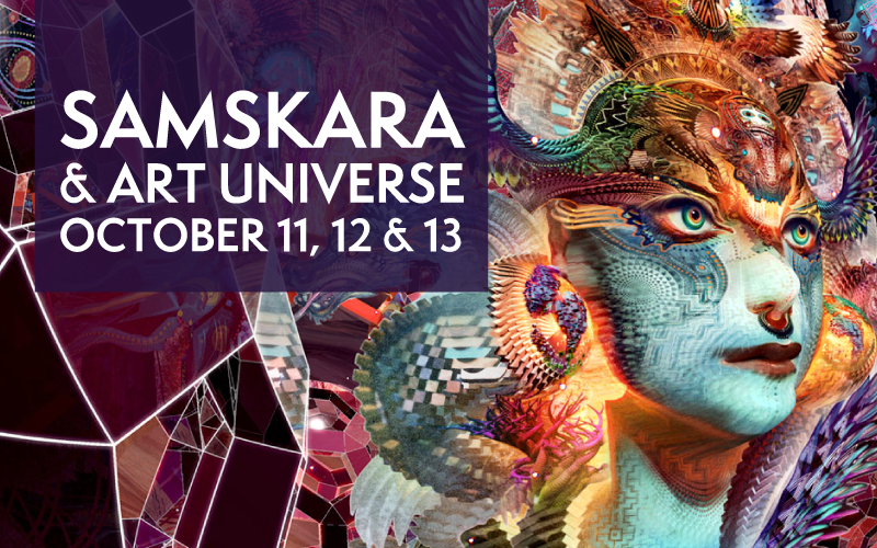 samskara and art universe