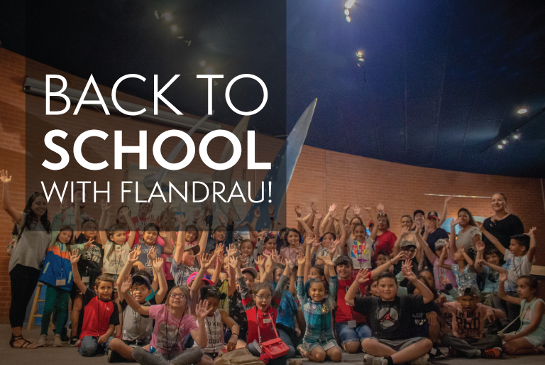back to school with flandrau