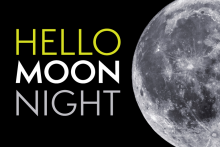hello moon night