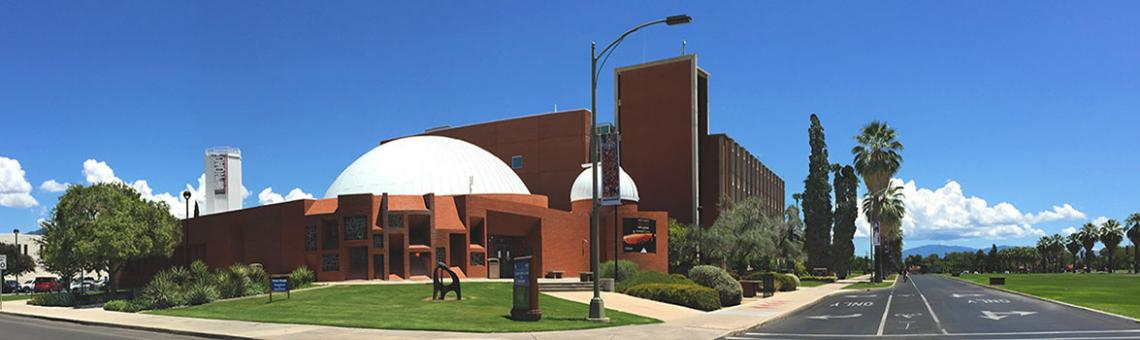 A picture of Flandrau Science Center and Planetarium