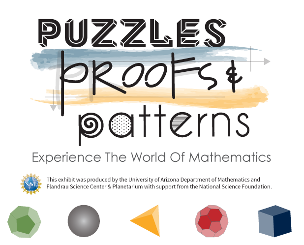 Puzzles, proofs and patterns