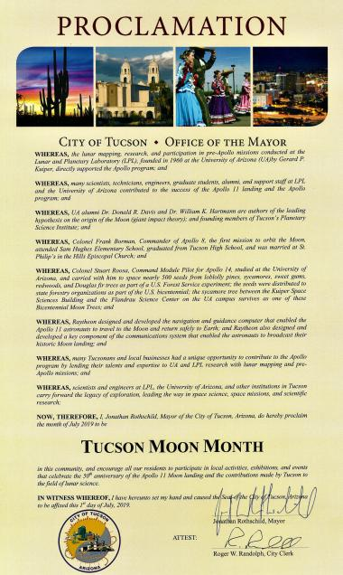 moon month proclamation