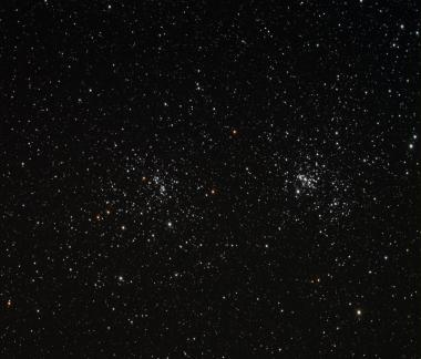 NGC 884 and NGC 869 - Perseus Double Cluster