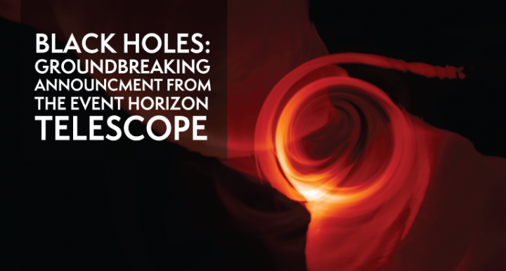 black holes event horizon telescope