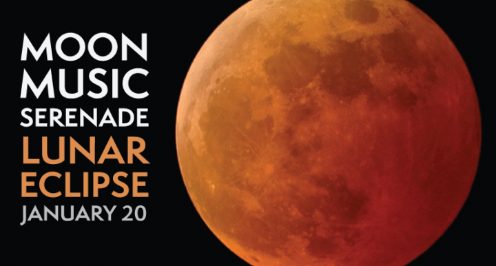 moon music serenade lunar eclipse 2019
